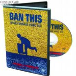 "POWELL PERALTA ""Ban This - Bones Brigade Video 6"" Skateboard DVD 1989 Hawk Cab"